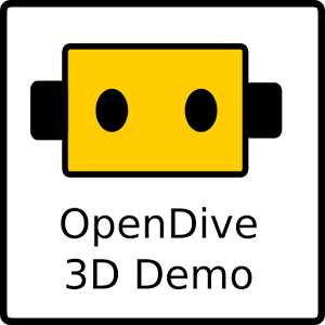 OpenDive3D Example
