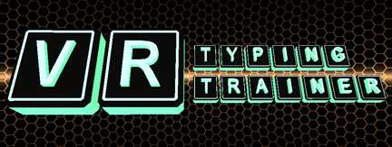 VR Typing Trainer