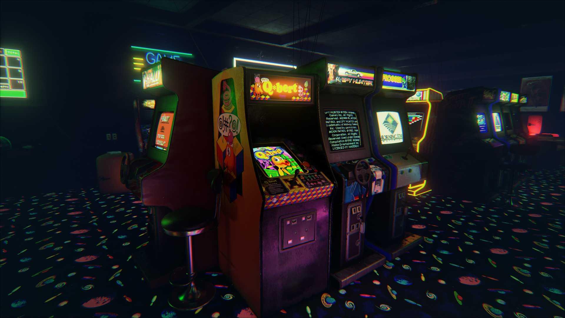 New Retro Arcade Pc
