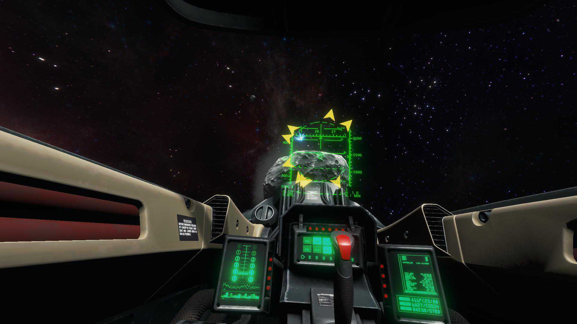 Asteroids VR