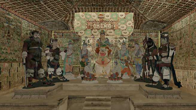 Dunhuang Cave No.61