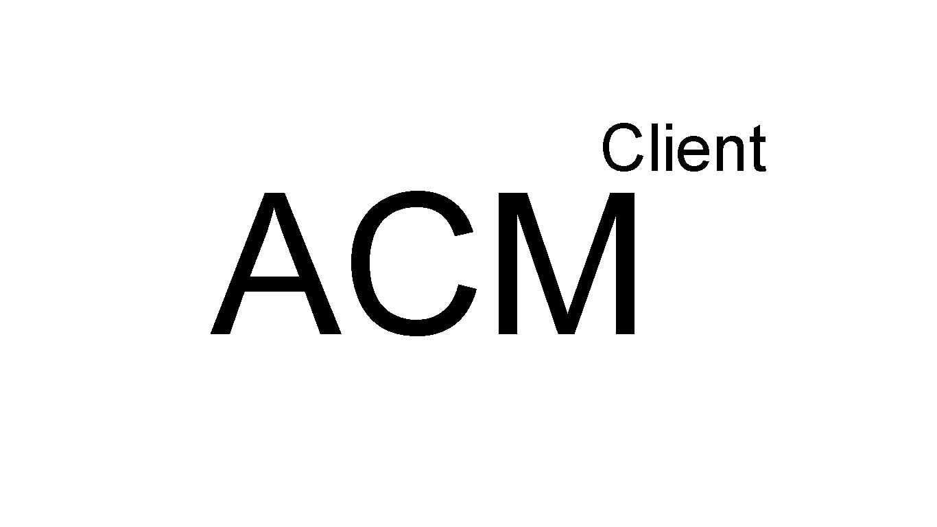 ACMClient