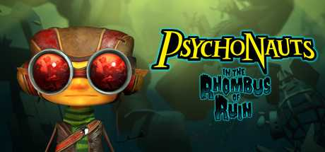 Psychonauts in the Rhombus of Ruin