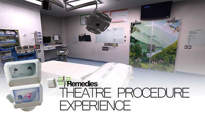 VRemedies - Theatre Procedure Experience