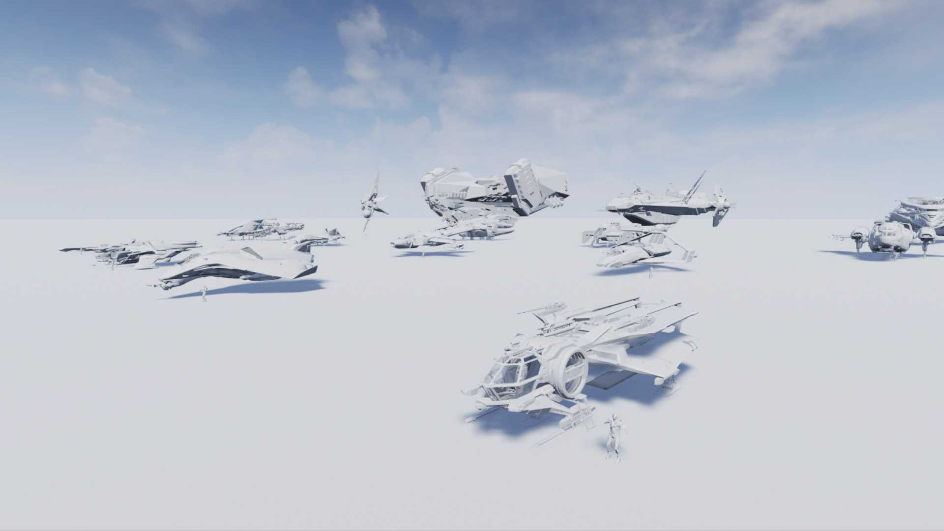 Star Citizen Ship Scale Viewer
