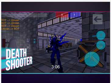 Death Shooter VR