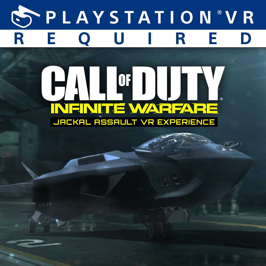 Call Of Duty: Infinite Warfare Jackal Assault VR Experience