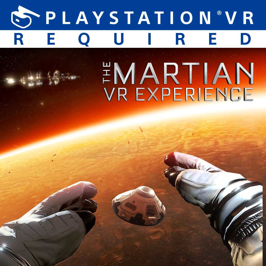 The Martian - PlayStation VR: ANÁLISIS