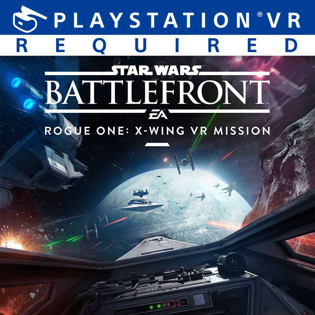 Star Wars Battlefront Rogue One: X-Wing Misión RV