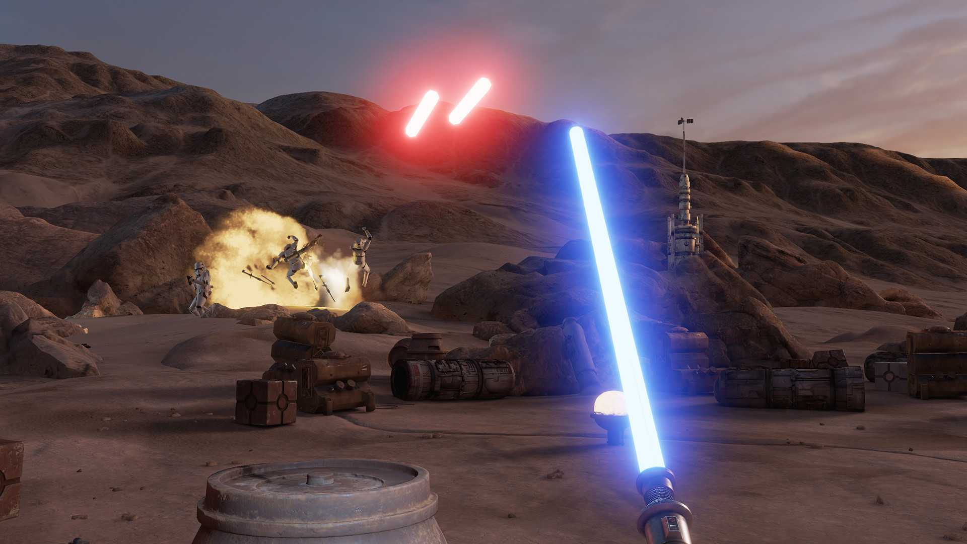 Trials on Tatooine