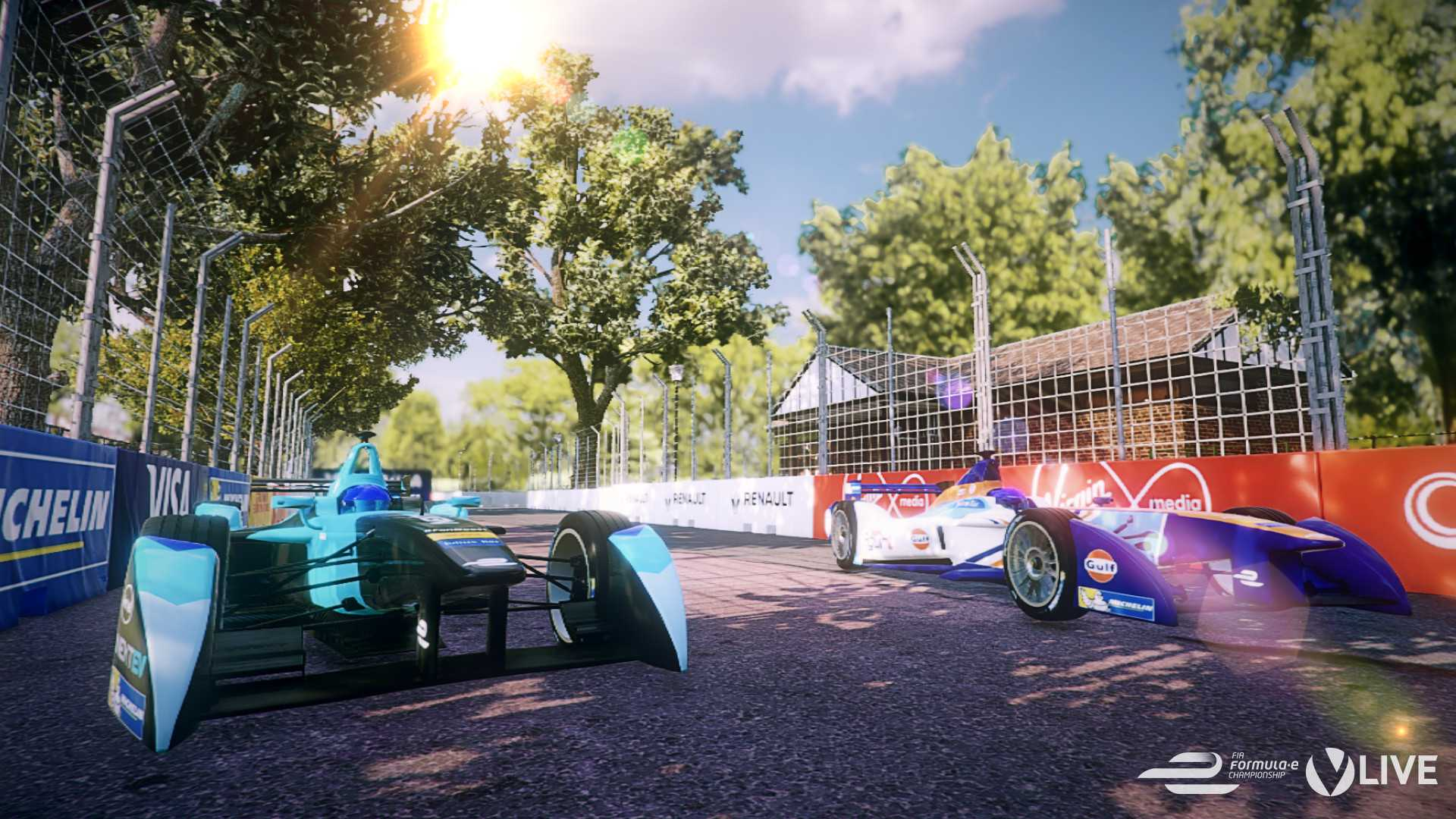 Virtually Live presents Formula E Season Two Highlights