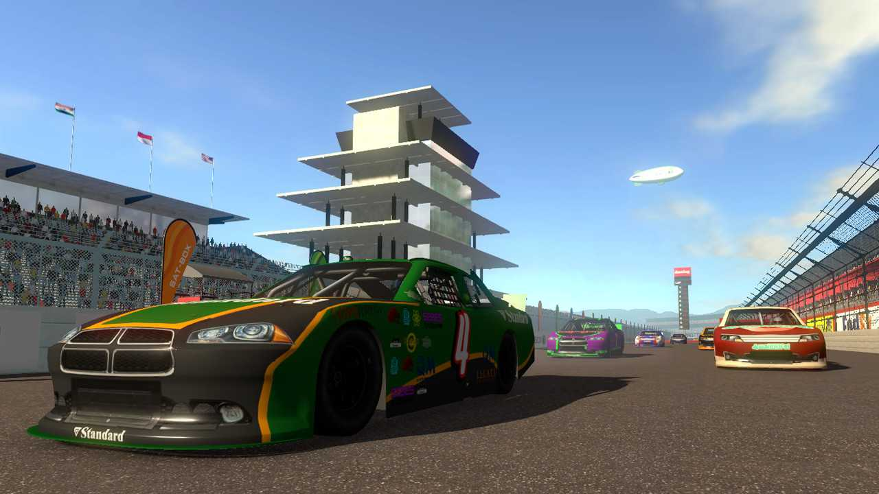 VR STOCK CAR RACERS