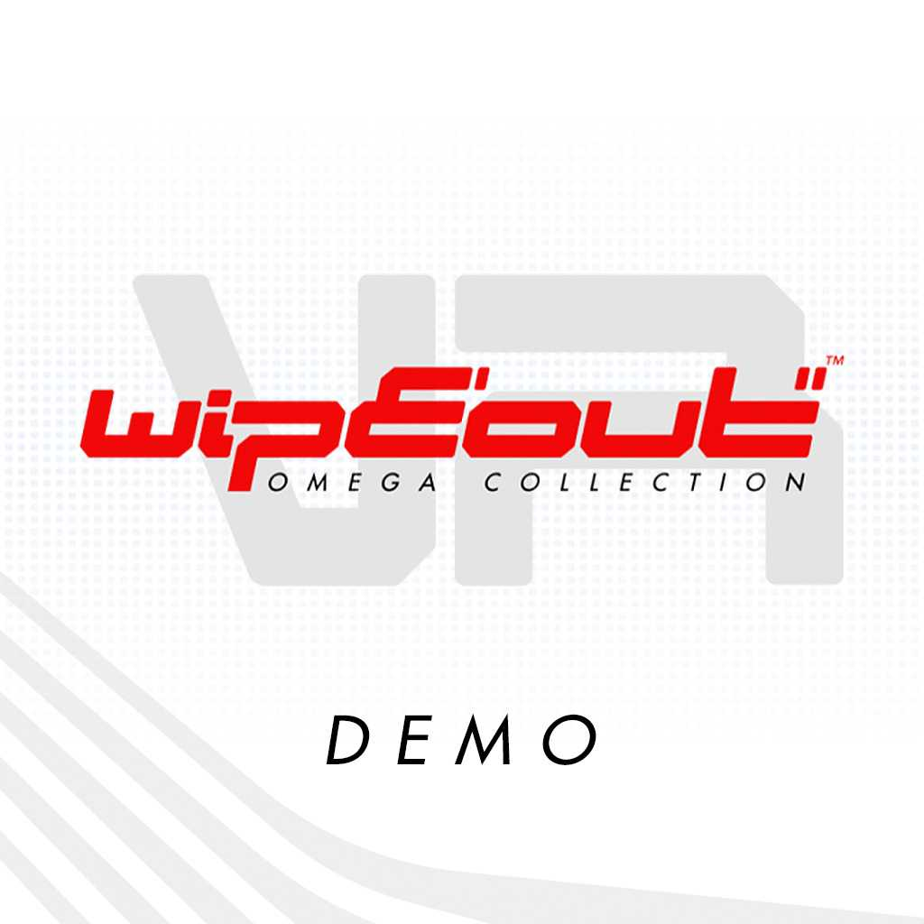 Demo de WipEout Omega Collection