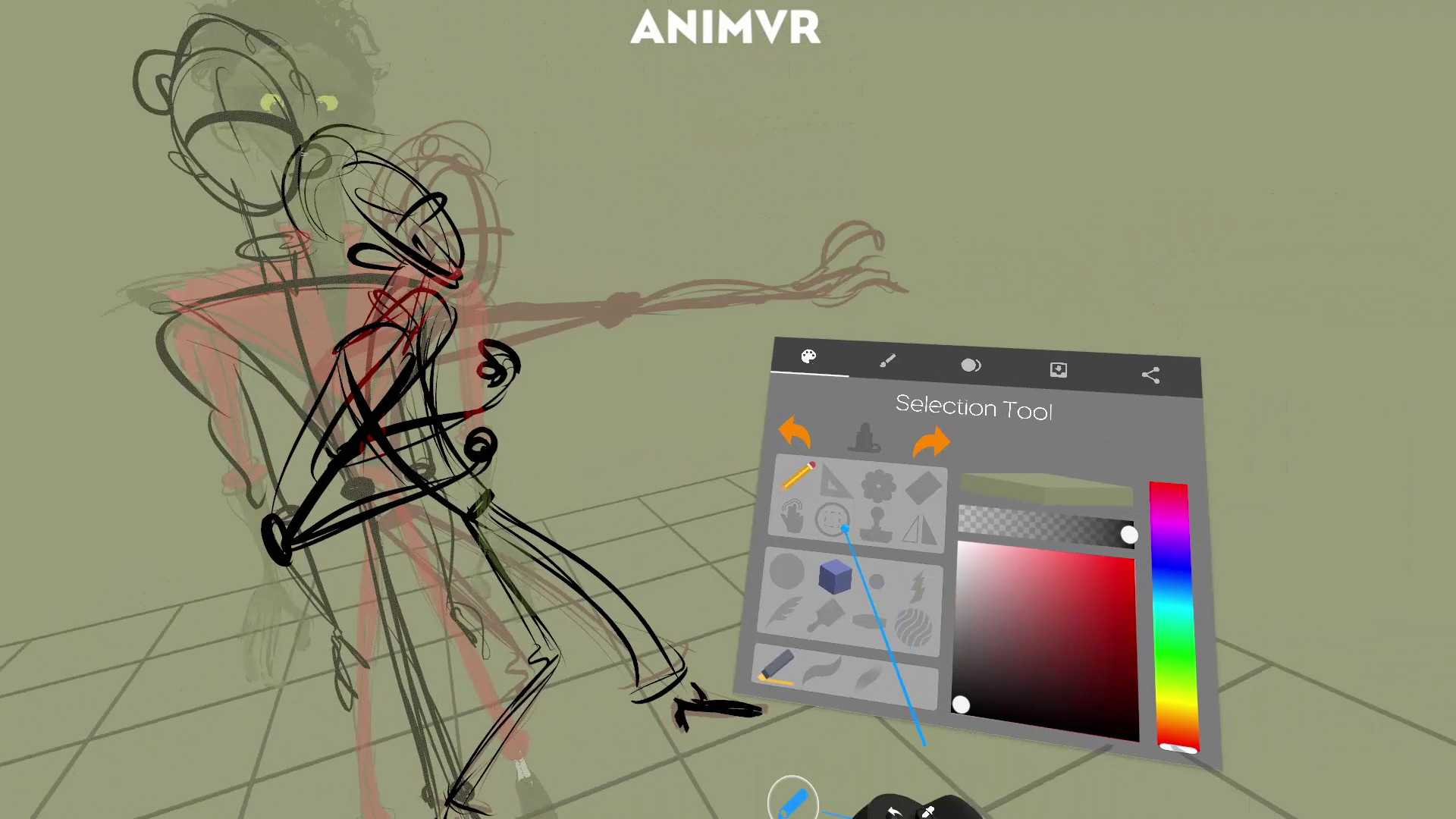 AnimVR Personal