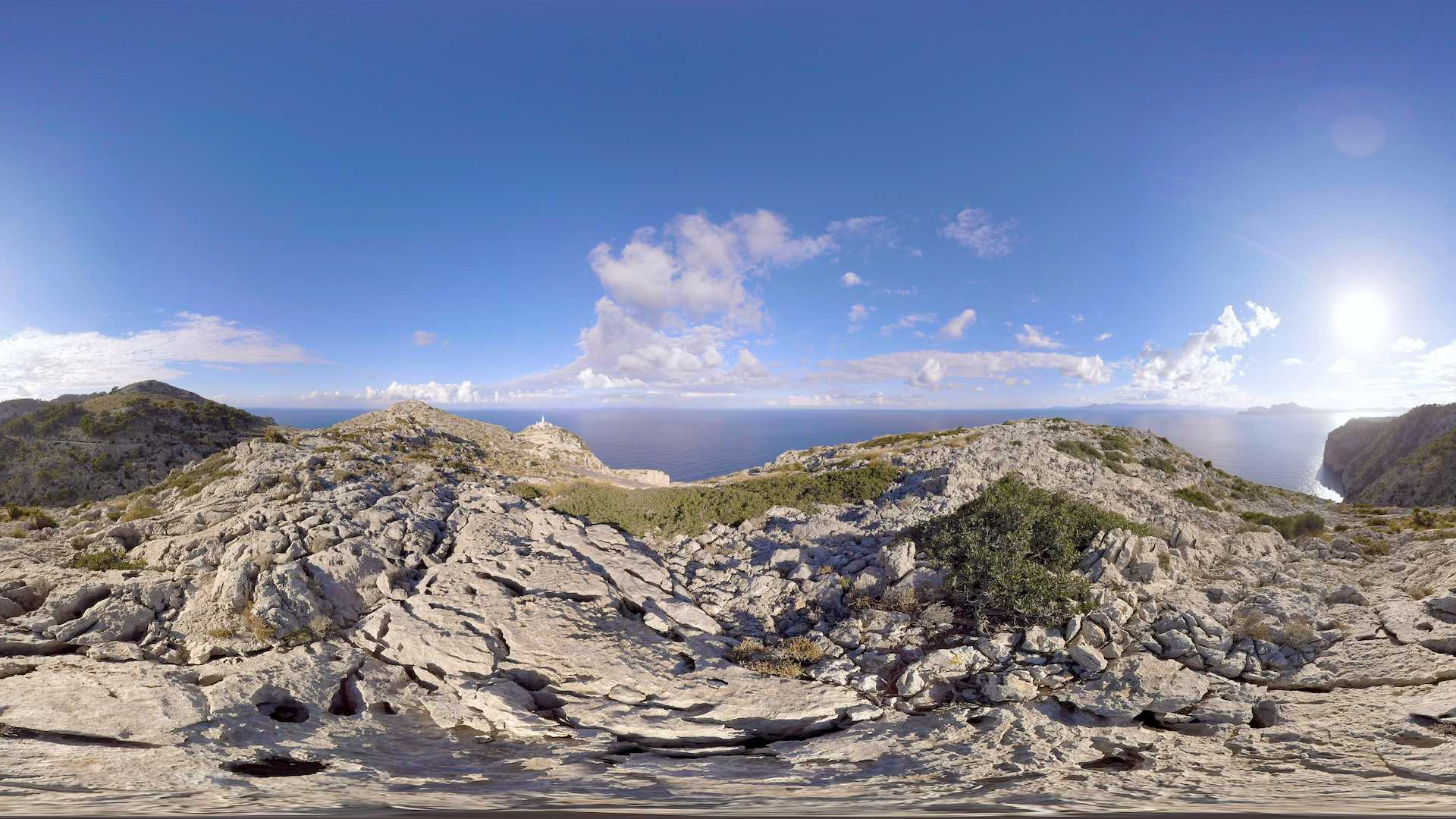 Mallorca - 360° VR Video Relaxation (6K/2D)