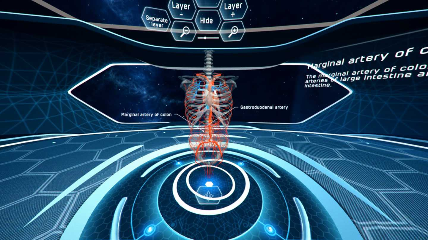Human Anatomy VR Complete edition