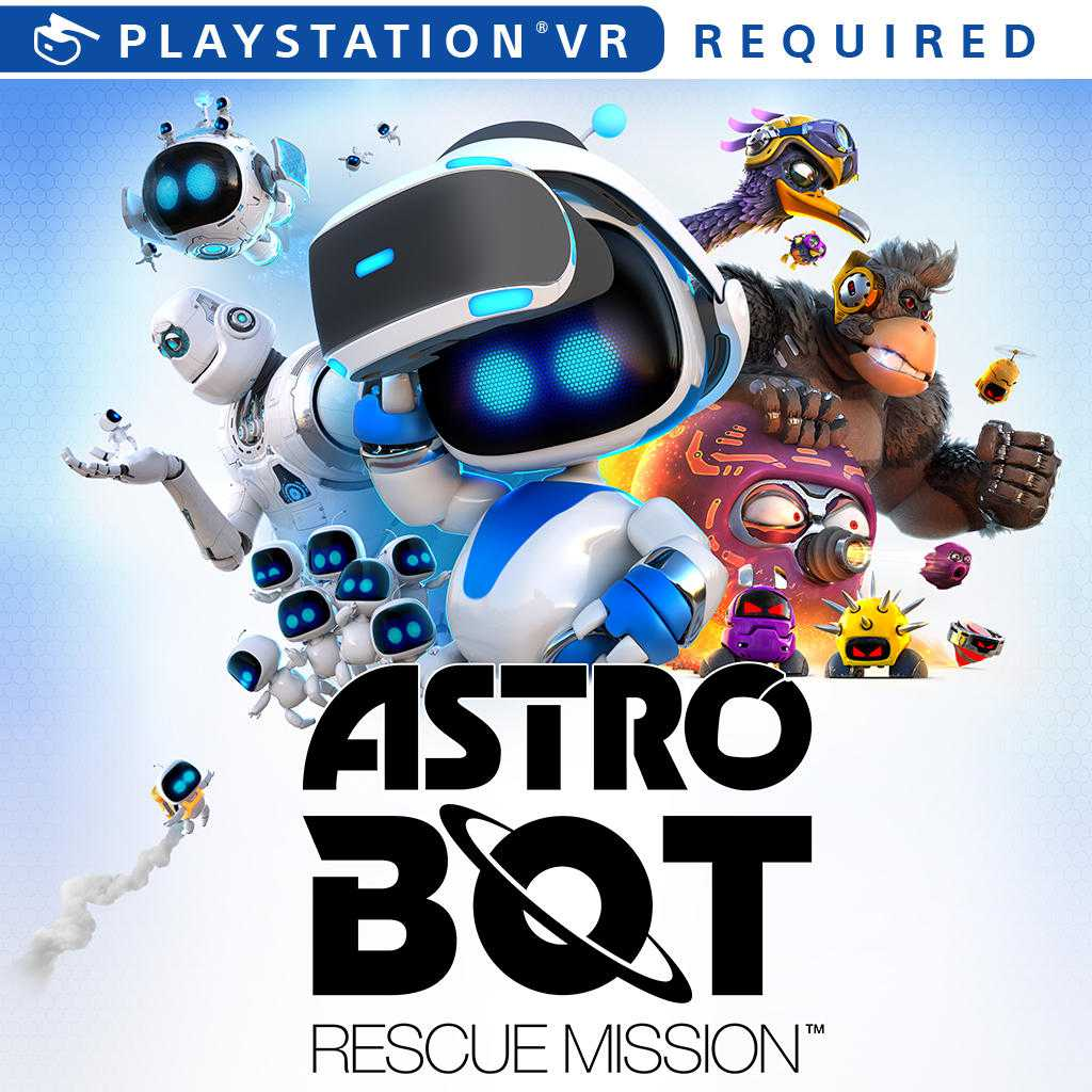 Astro Bot Rescue Mission: ANÁLISIS