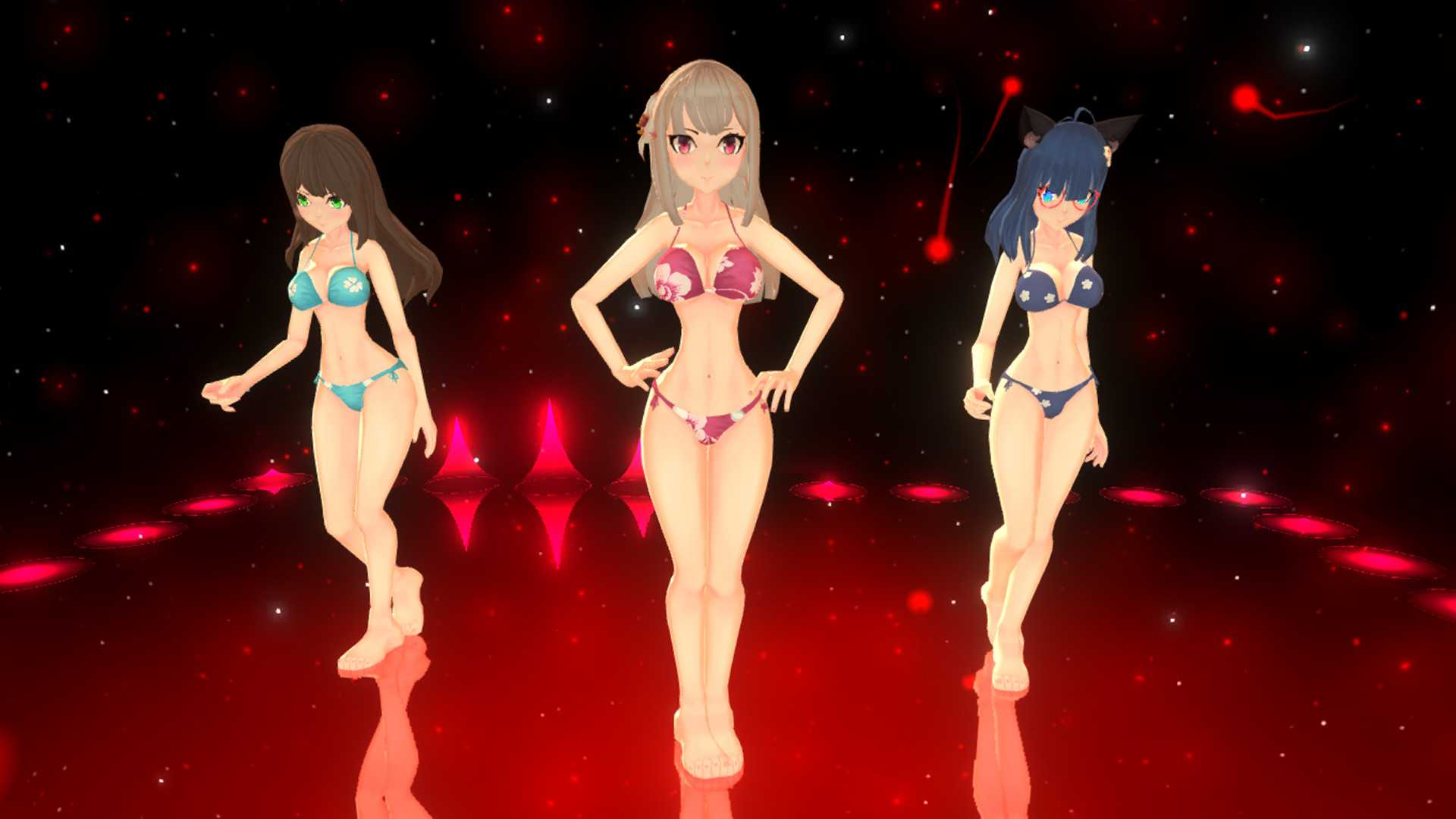 Girls Dance VR