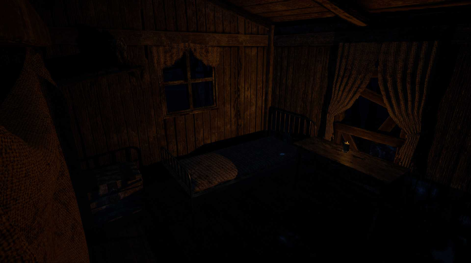 UNHALLOWED: THE CABIN