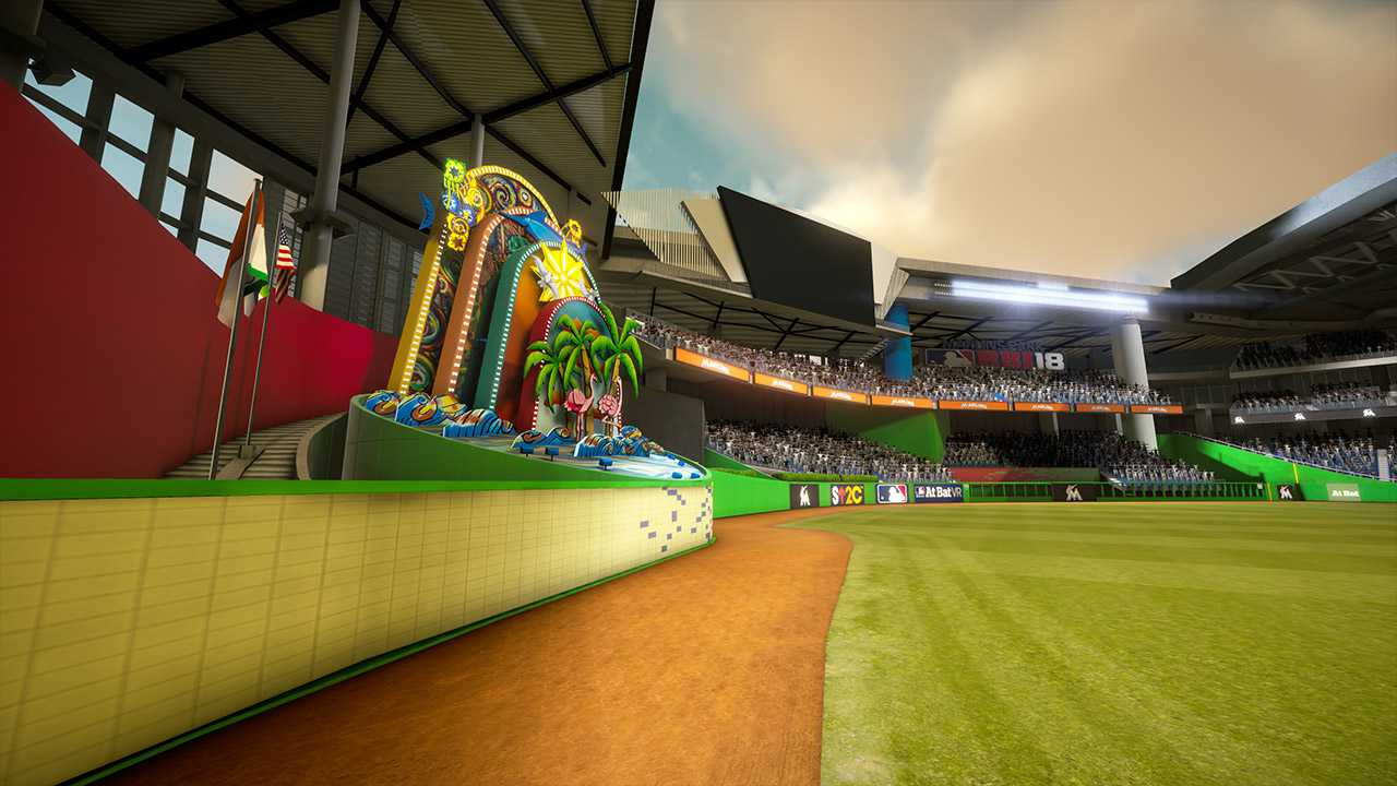MLB Home Run Derby VR