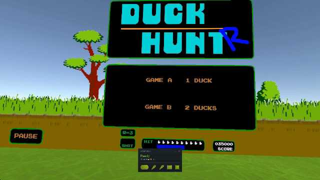 Duck HuntR