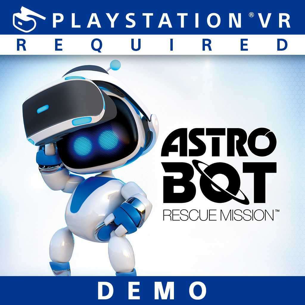 Demo de ASTRO BOT Rescue Mission