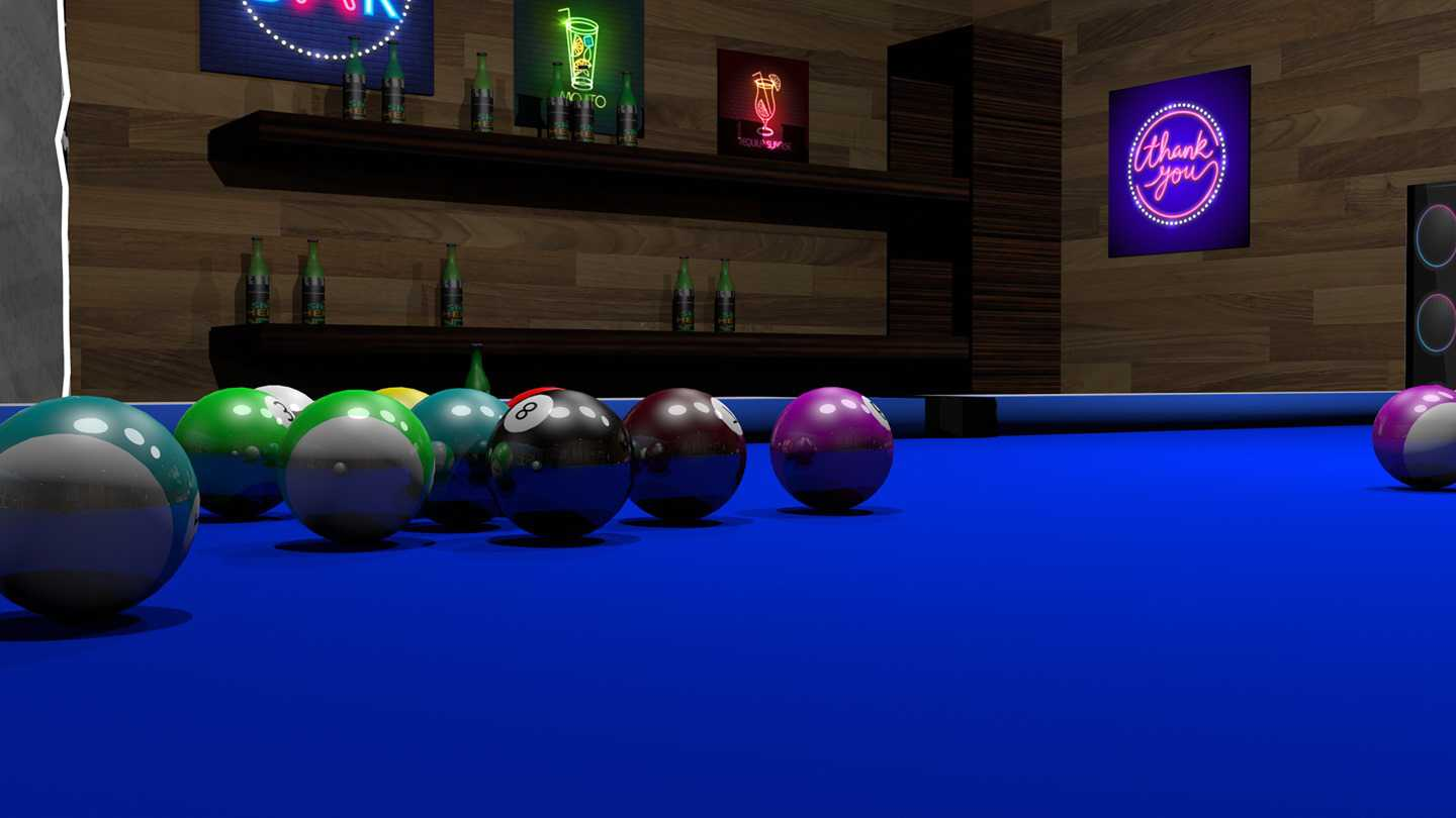 Pool Game Solo