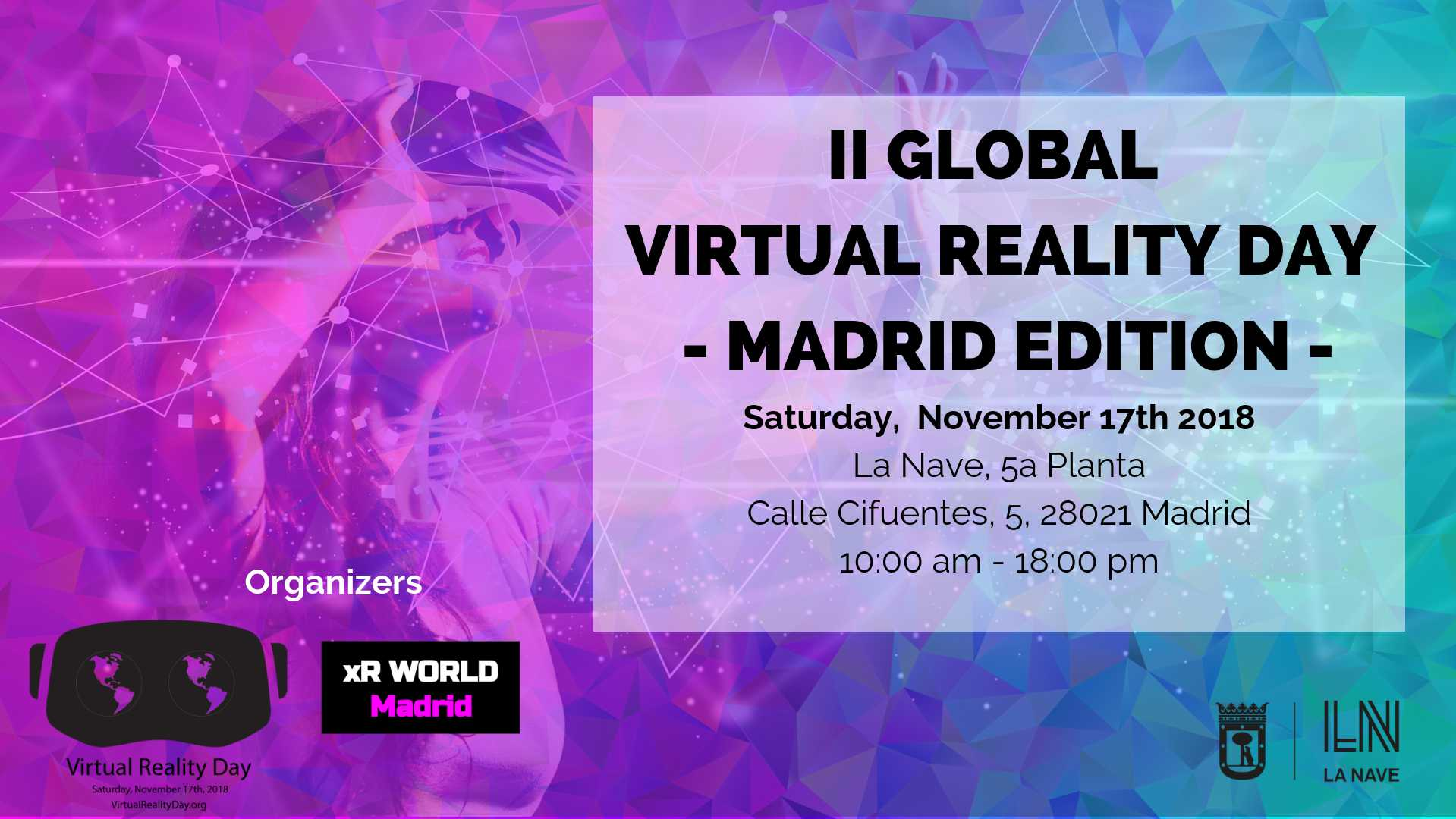 Global Virtual Reality Day: Madrid Edition