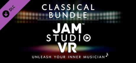 Jam Studio VR EHC - Beamz Original Classical Bundle