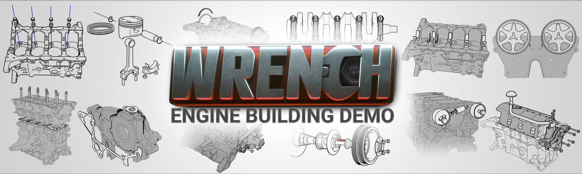 Wrench: Engine Building Demo