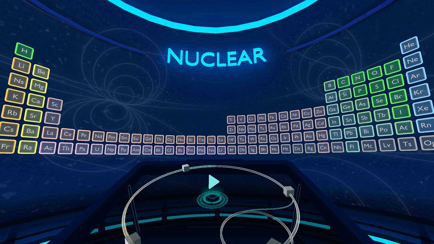 Nuclear: The Periodic Table Of Elements