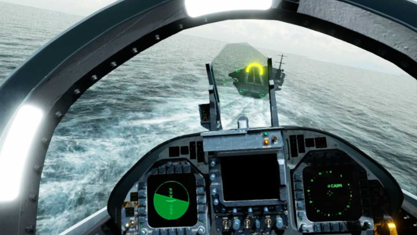 Flying Aces: Navy Pilot Simulator