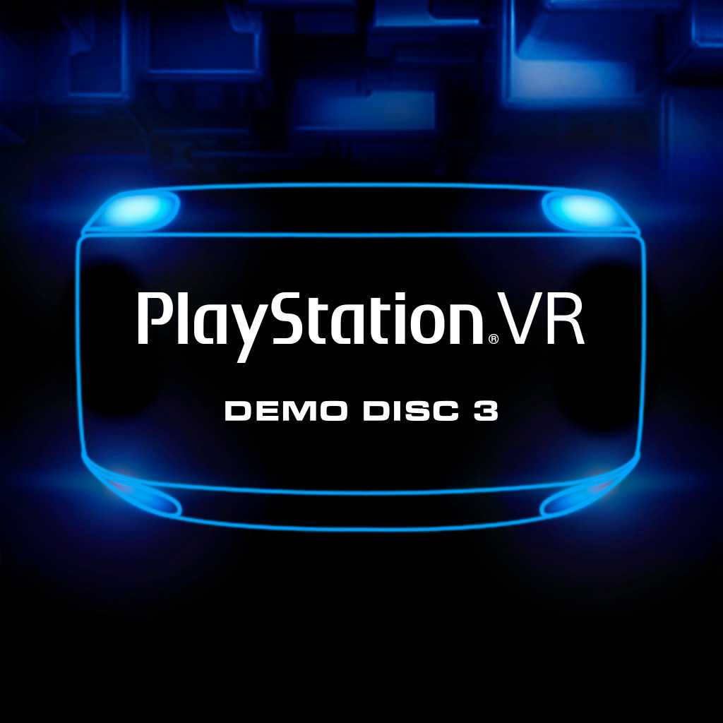PlayStationVR Demo Collection 3