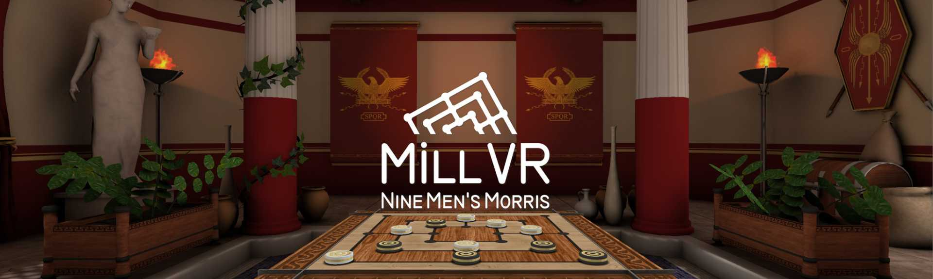 Mill VR: Nine Men's Morris
