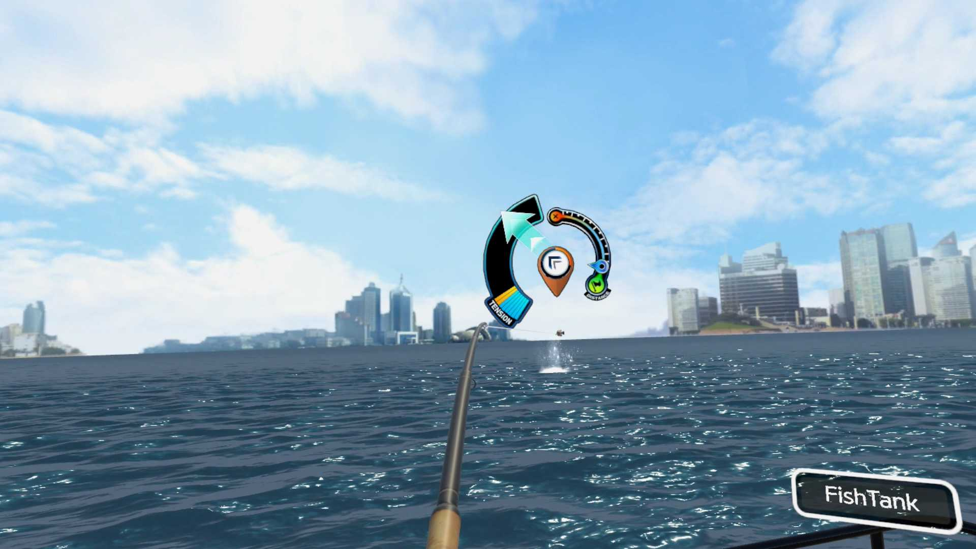 Real Fishing VR