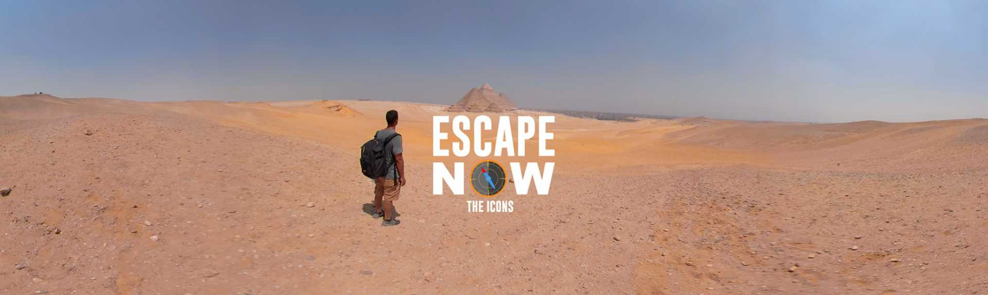Escape Now: The Icons