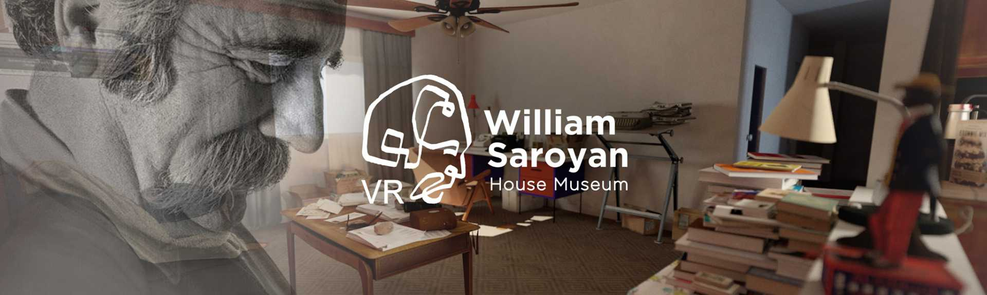 William Saroyan House-Museum VR