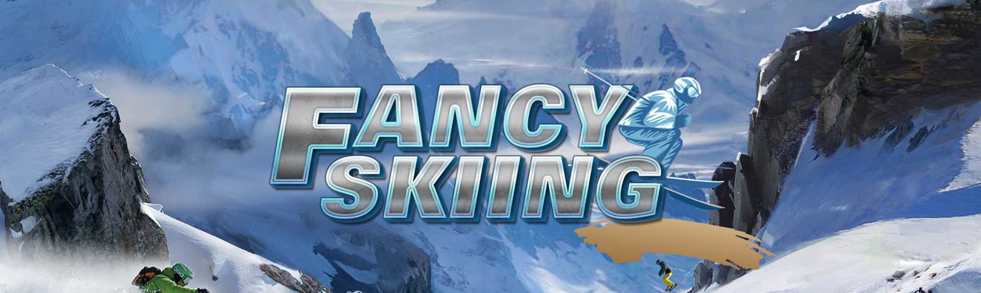 Fancy Skiing