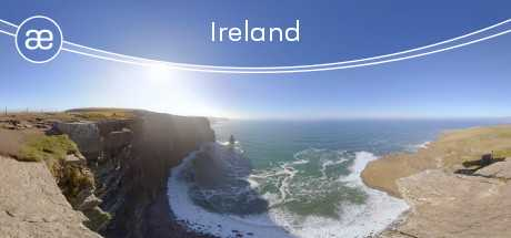 Ireland | VR Nature Experience | 360° Video | 6K/2D