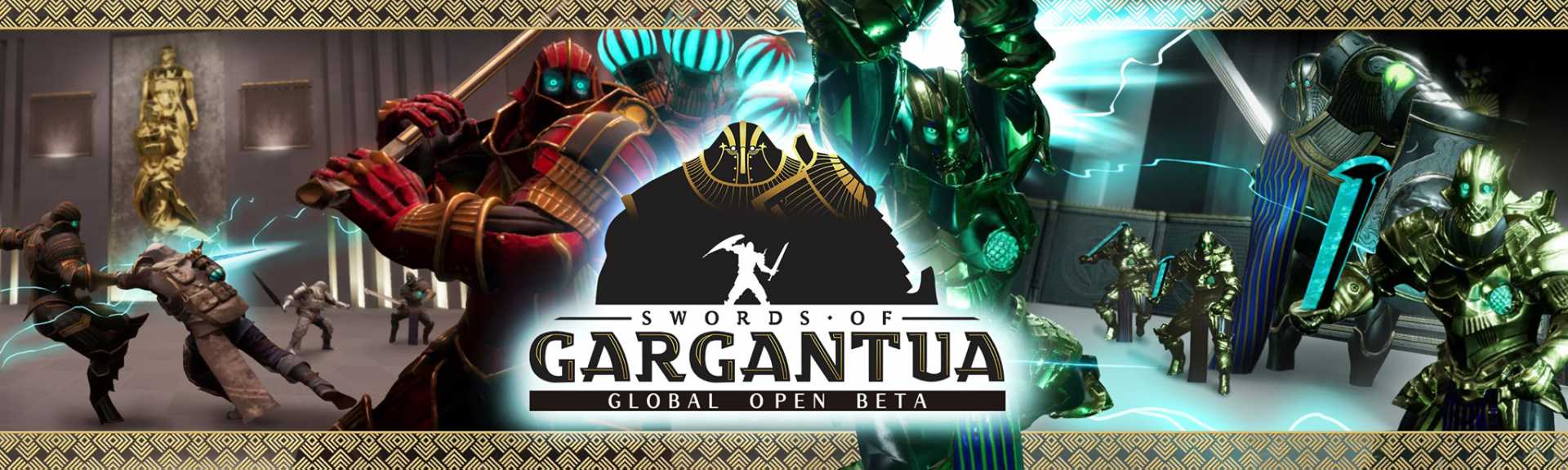 Swords of Gargantua: Open Beta