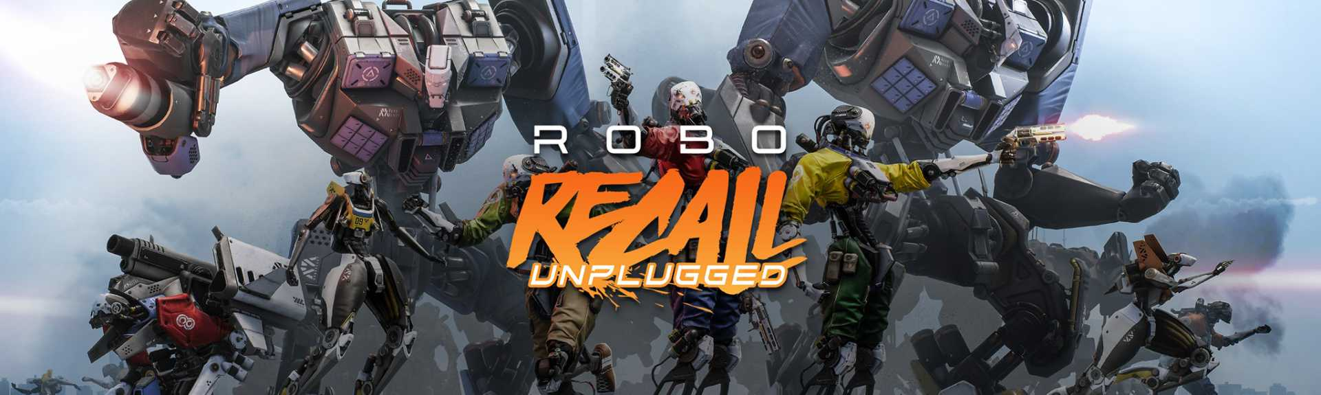 Robo Recall: Unplugged