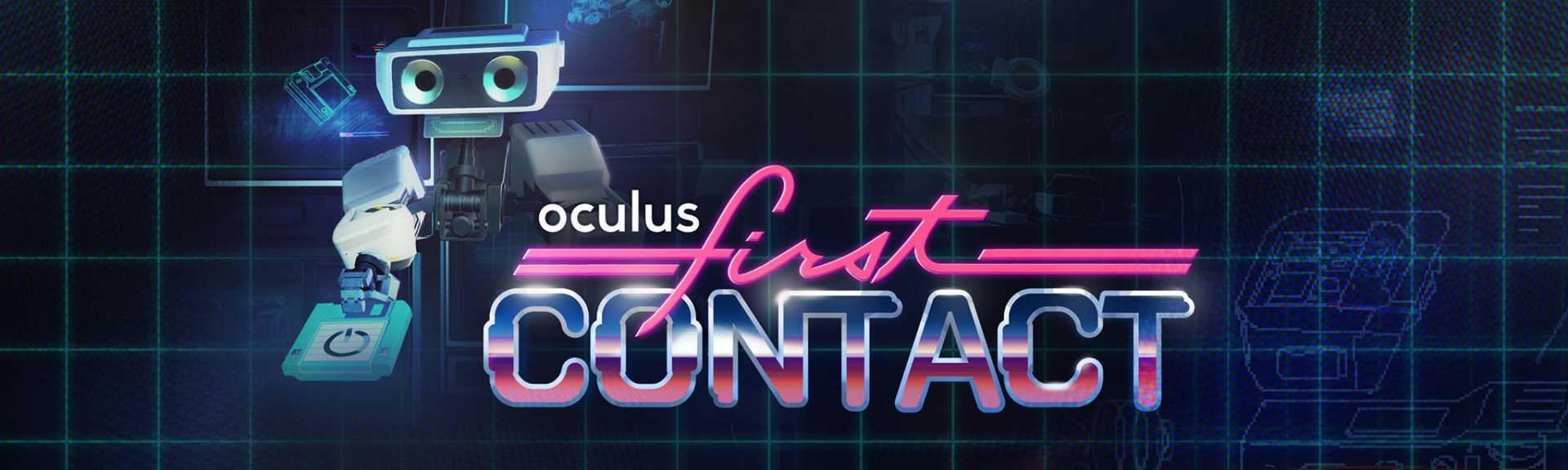 Oculus First Contact