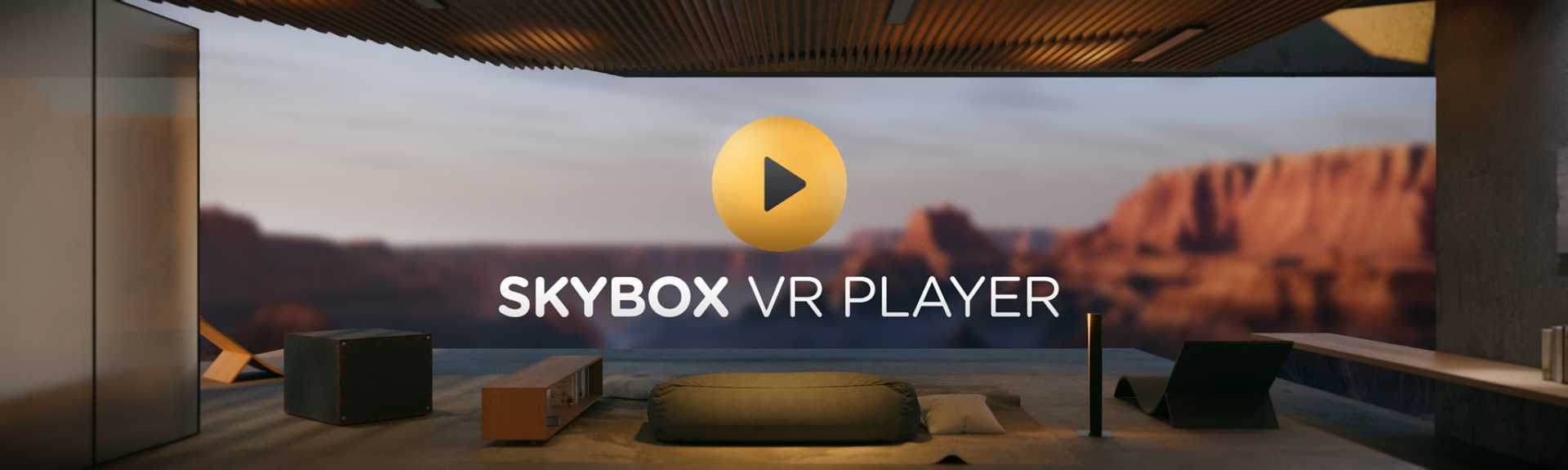 SKYBOX VR Video Player
