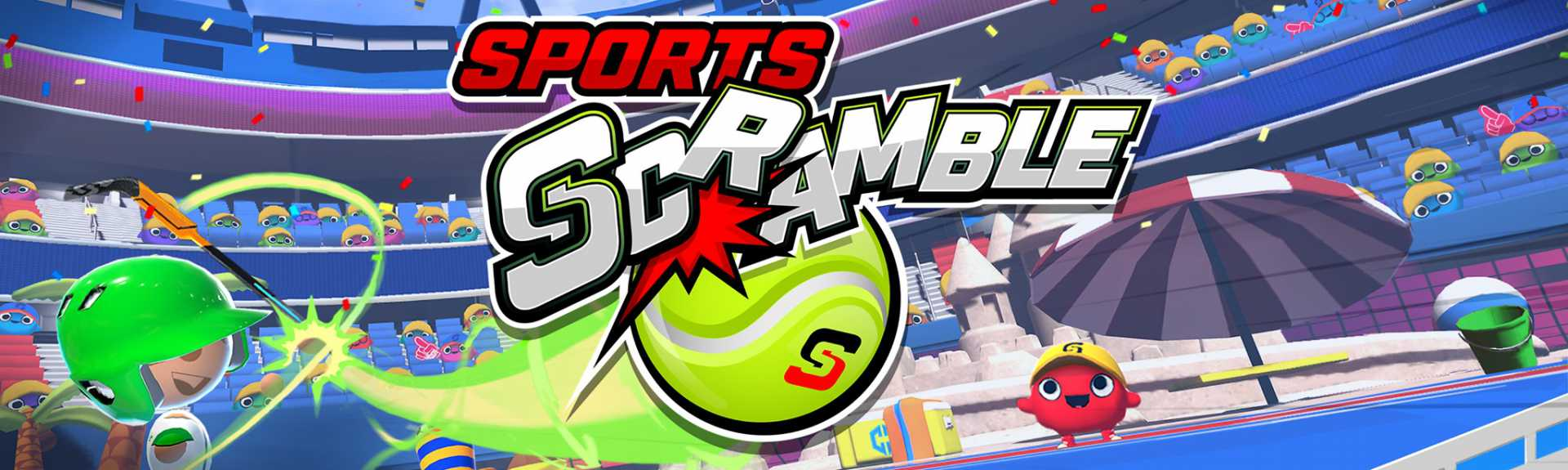 Sports Scramble – Demo