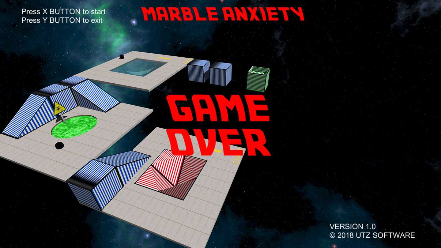 Marble Anxiety