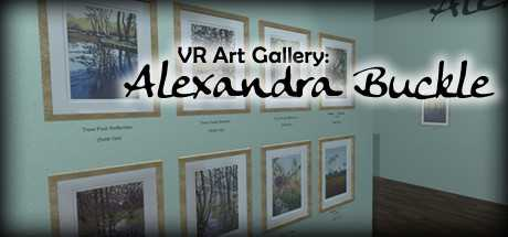VR Art Gallery: Alexandra Buckle