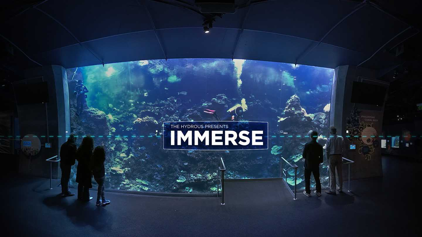 The Hydrous presents: IMMERSE