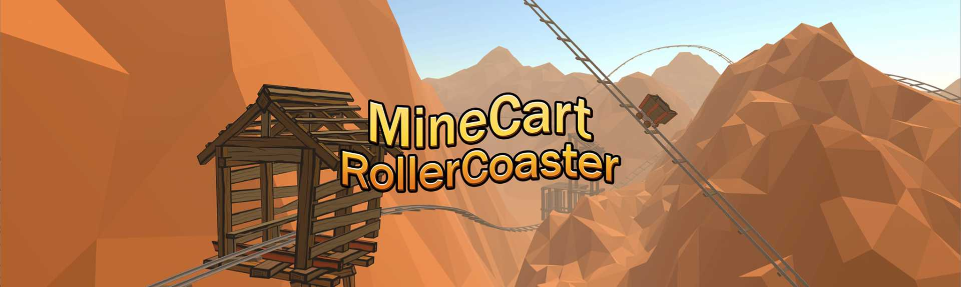 Free Mine Cart Roller Coaster Ride