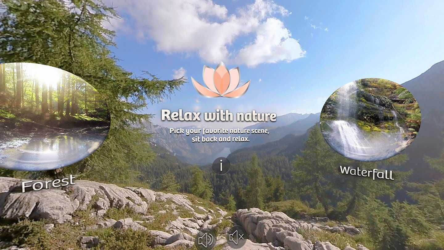 Relax with Nature VR