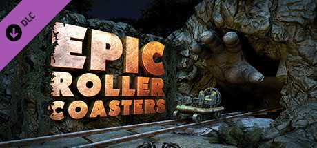 Epic Roller Coasters — Lost Forest